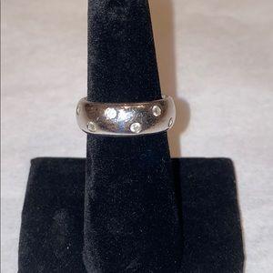 Diamonique Ring